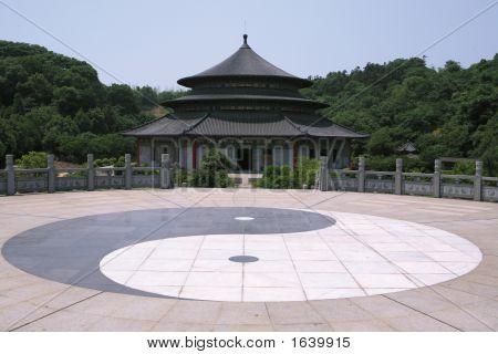 Asian Tao Temple