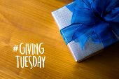Give Help Donation Support Provide Volunteer and Make Difference Change Effect Ideas Impact Help Giving Tuesday poster