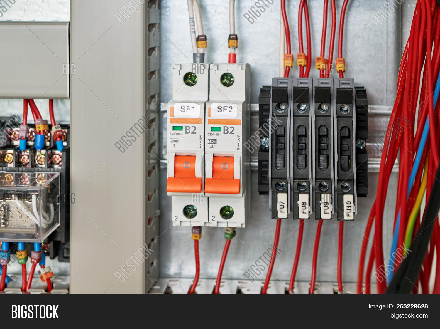 Magnificent Electrical Cabinet Image Photo Free Trial Bigstock Wiring Digital Resources Tziciprontobusorg