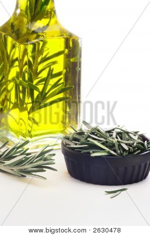 Olive Oil And Rosemary