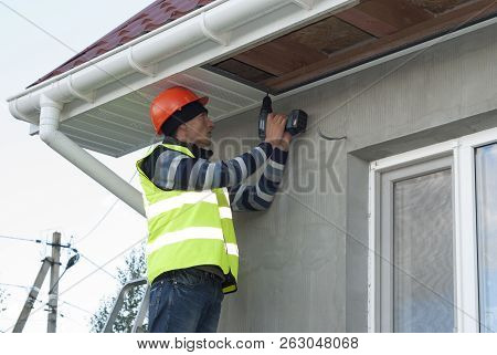 Installation Of Soffits