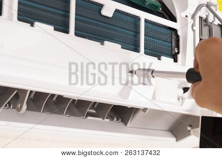 Repair Of Air Conditioner