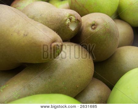 Couple Of Pears
