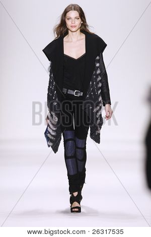 Rebecca Minkoff Fall/winter 2011 Collection - Runway - New York Fashion Week