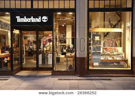 Timberland - Outdoor Fashion