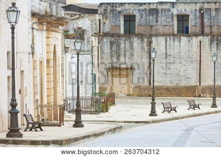 Specchia, Apulia, Italy - Visiting The Historic Old Town Of Specchia