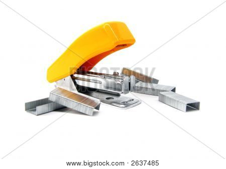 Office Supplies: Stapler