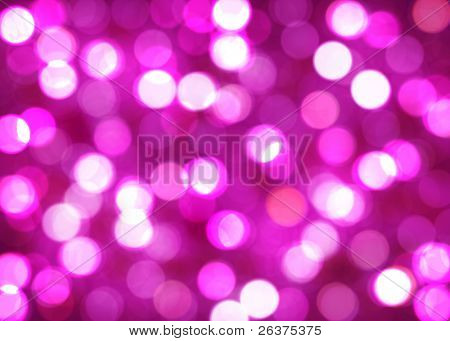 holiday glowing light background