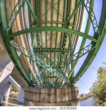 Geometric Bridge Framework In Oceanside Ca Area