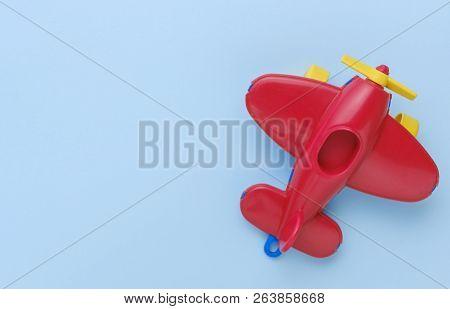 Toy Children's Plane