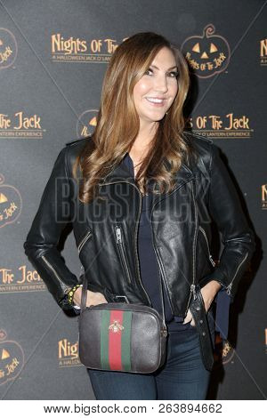 LOS ANGELES - OCT 10:  Heather McDonald at the Nights Of The Jack Halloween Activation Launch Party at the King Gillette Ranch on October 10, 2018 in Calabasas, CA