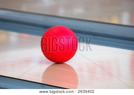 Speed Bowling Ball