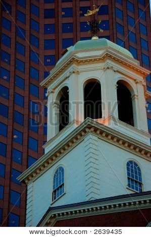 Faneuil Hall, Boston, Ma