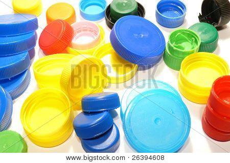 Colorful caps