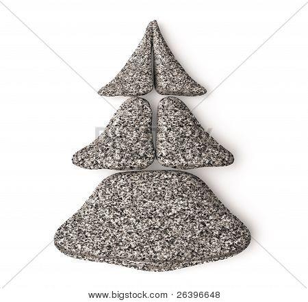3D Spa Christmas Tree