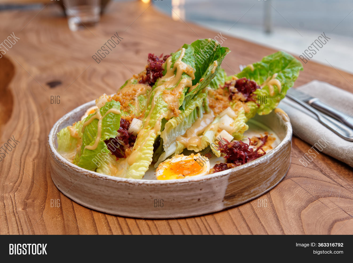 Caesar Salad Recipe Food Fusion