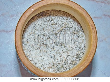 Adyghe Salt Is A Favorite Product Of Caucasian Centenarians. There Are No Analogues In The World Of
