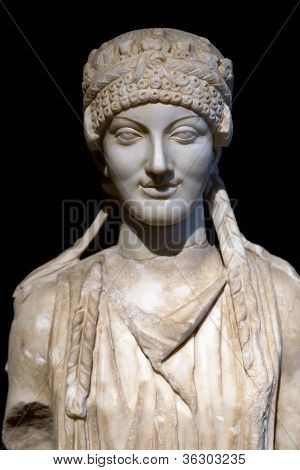 Herm of a Caryatid