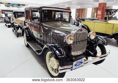 American Car Ford A