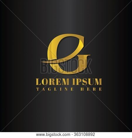 Luxury Design G Letter Symbol For Your Best Business Symbol. Creative Letter G Modern Business Symbo