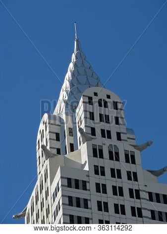 Las Vegas, Nevada, Usa  - November 11: New York-new York Hotel Casino 2012