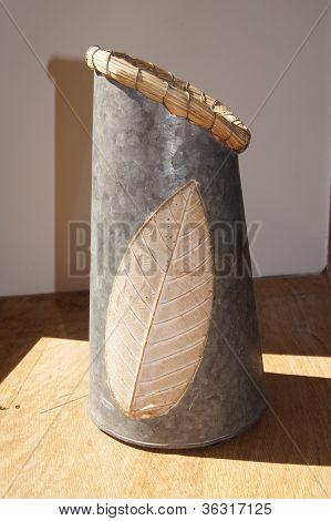 Aluminium jug