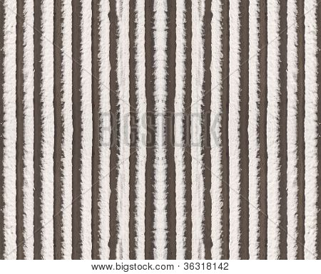 Seamless tileable vertically striped concrete wall background. poster