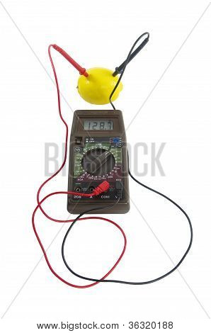 Measurement Of Electric Tension