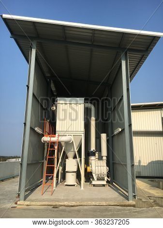 Industrial Dust Control Equipment, Industrial Dust Control Systems.