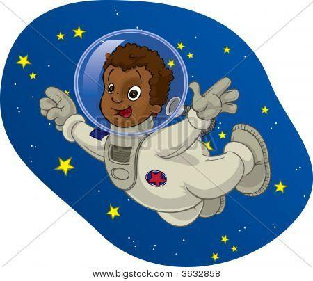 Space Kid #4