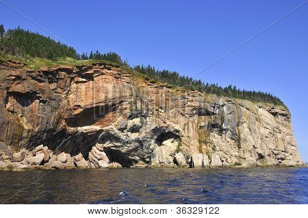Bonaventure Island and Perce Rock National Park