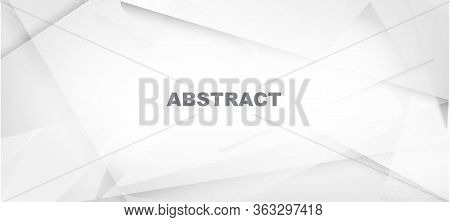Halftone Dynamic Gray Vector Background. Gray White Shadow Page. Halftone Wallpaper. Pop Art Dots Li