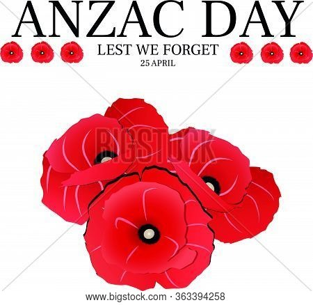 Remembrance Of Anzac Day