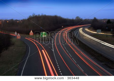 Traffic Trail