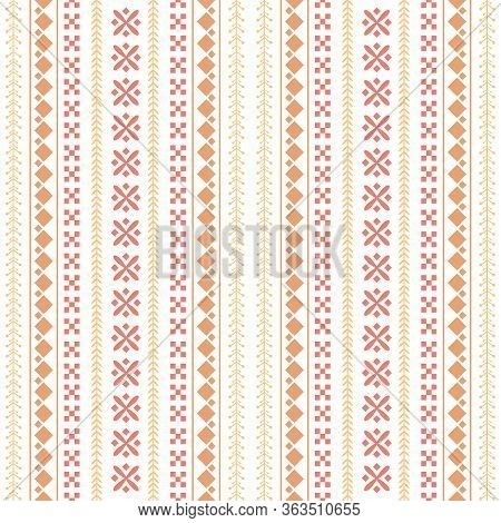 The Art Style Of Beautiful Floral Embroidery For Wall Home Decoration.