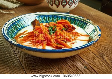 Beets  Carrots With Cumin  Haydari
