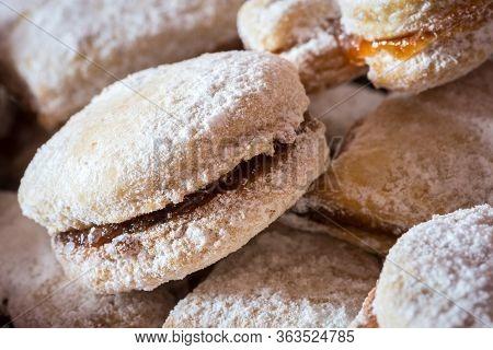 Vanilice, Serbian Bite-sized Small Vanilla Cookies