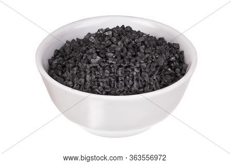 Black Salt In The Bowl