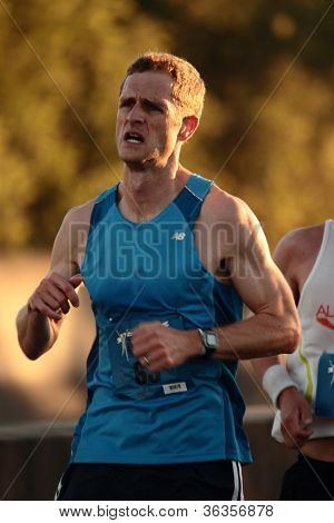 Brisbane, Australia - September 02 : Philip Bradshaw Participating In The