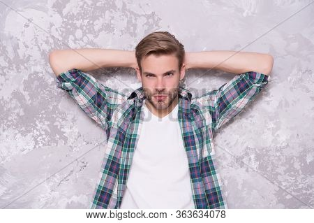 Are You Ready. Attractive Sexy Guy. Charismatic Guy. Handsome Unshaven Man. Beauty Standards. Barber