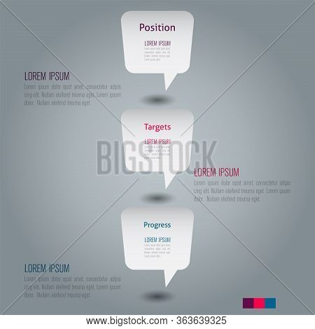 Creative Infographics Elements. Eps10.business Ideas. Element, Colorful