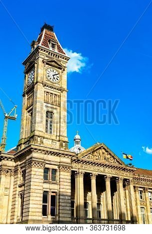Big Brum, A Tower On The Council House In Birmingham, England