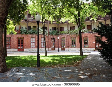 Viejo Coso Square