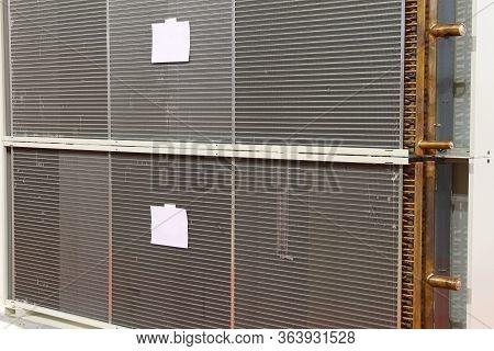 Big Industrial Condenser Evaporator Unit Hvac Equipment