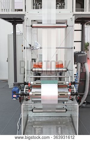Blow Film Extrusion Machine Production Line Equipment