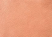 Natural qualitative leather texture. Close up . poster