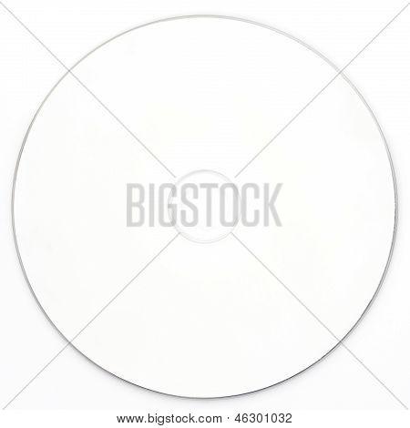 Blank White Dvd Cd