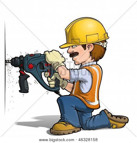 Construction Workers - Nailling