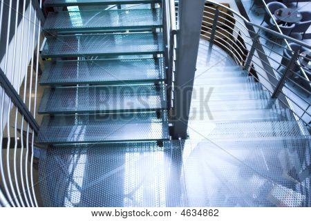 Treppen in modernen Büro