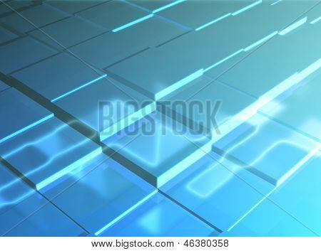 High Tech Abstract